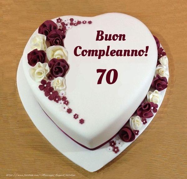 Buon Compleanno 70 Anni Torta Nel 2020 Torta Per Marito Scrittura Su Torta Semplice Torta Di Compleanno