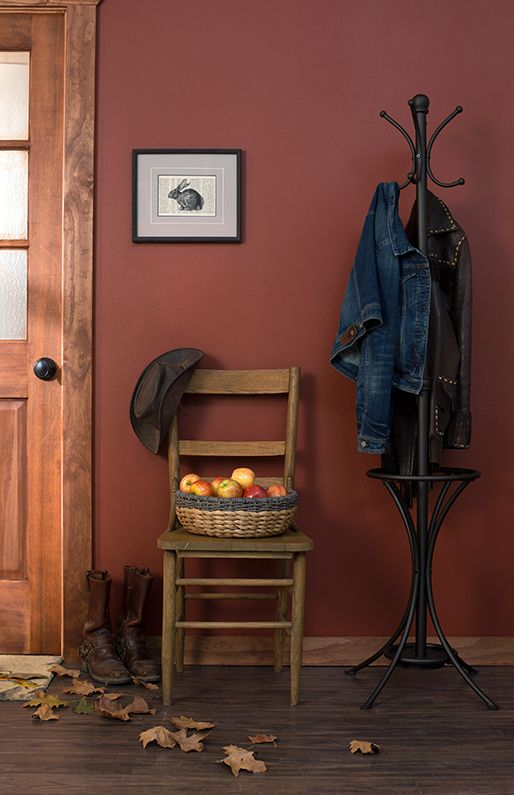 hallway paint ideas, Harvest Colors Behr paint colors, Room paint colors