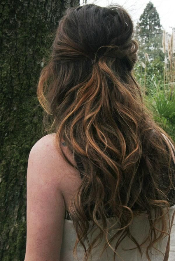 518 best images about hair on pinterest wavy hair