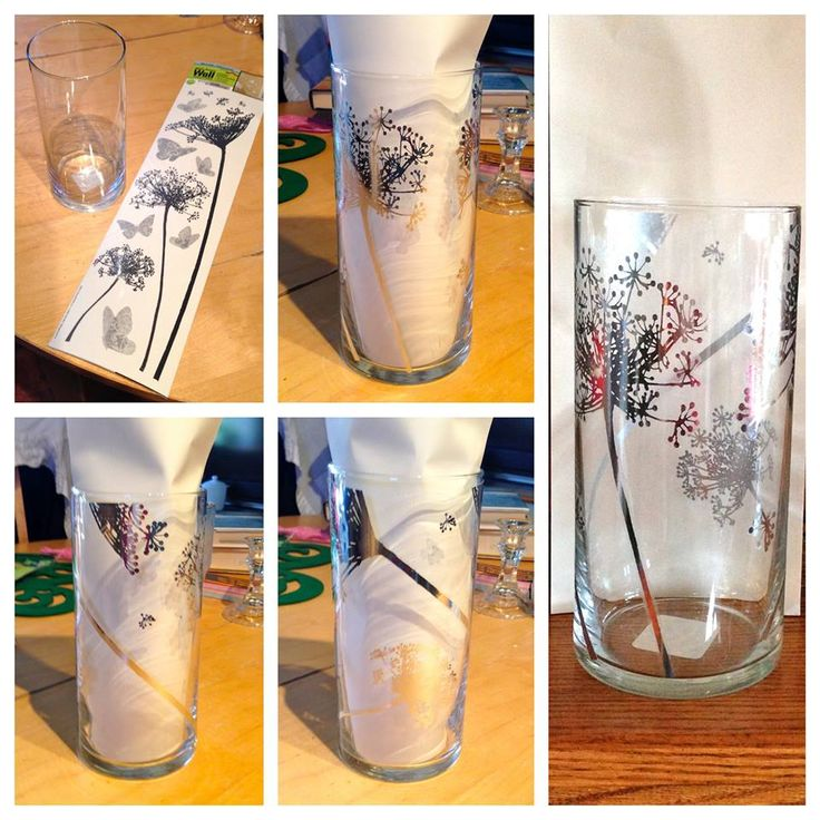 54 best peinture sur verre images on pinterest | dishes, stained