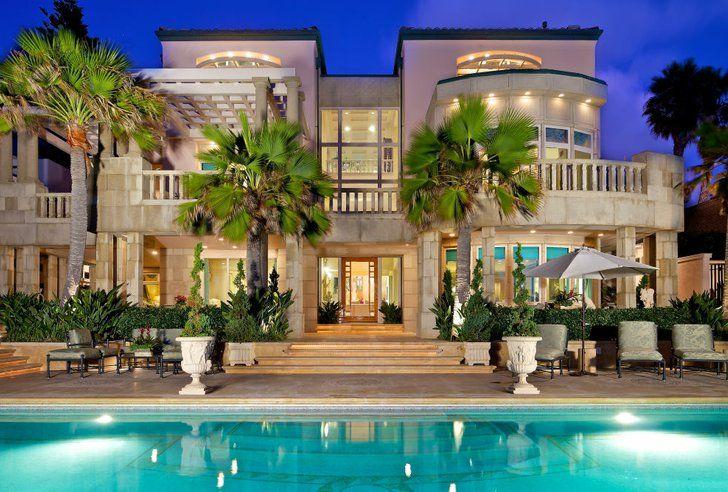 De 20 b sta id erna om million dollar homes p pinterest for Million dollar homes for sale in california