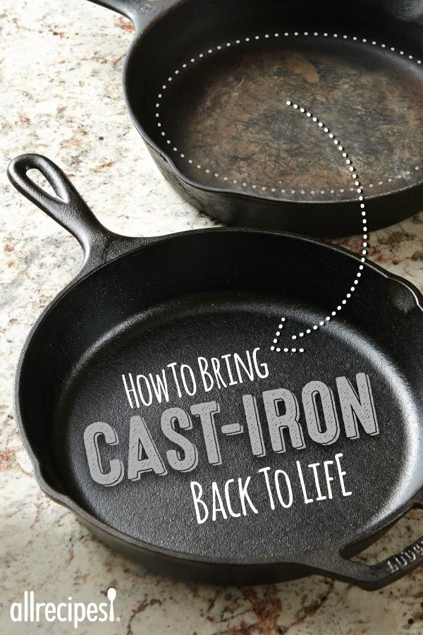 17 best ideas about clean iron on pinterest enameled cast iron cookware iron and season cast. Black Bedroom Furniture Sets. Home Design Ideas