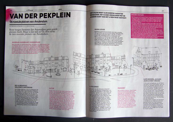 Van Der Pekplein overview