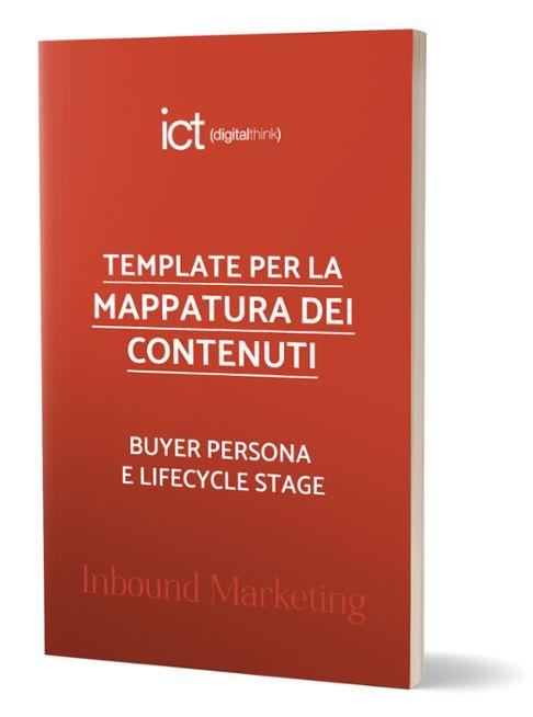 Template: Guida alla creazione dei contenuti per i buyer persona