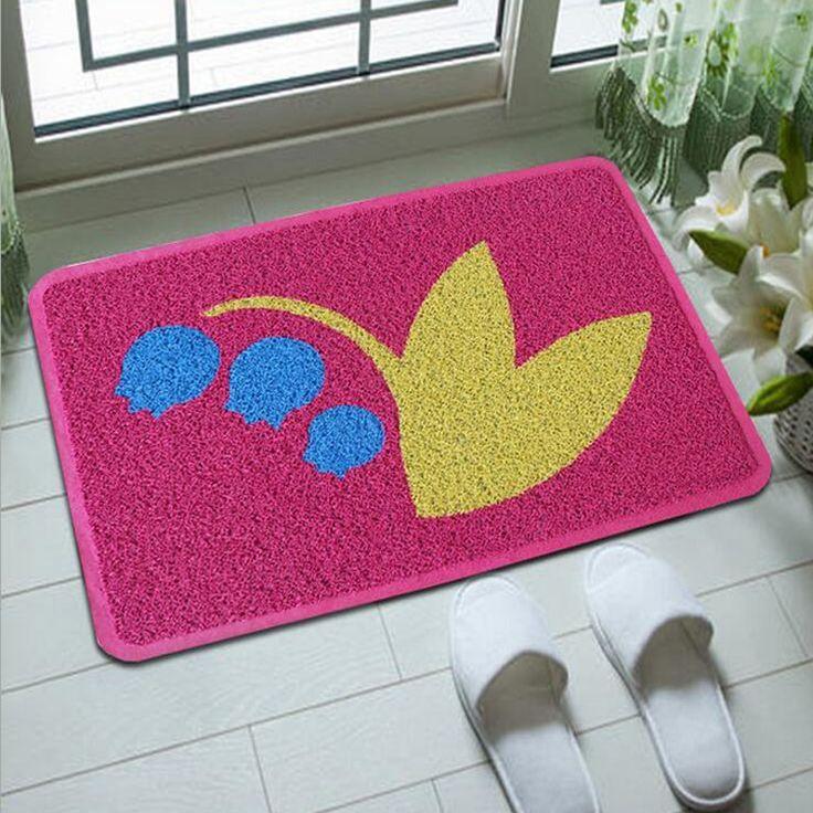 Find More Mat Information about PVC Bath Floor RugKitchen Door Mat PVC Dustproof & 12 best Bath Anti-slip Floor Mat images on Pinterest | Household ...