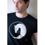 Yin Yang Horse Shirt (Apparel)By Jim Mitchell Classics