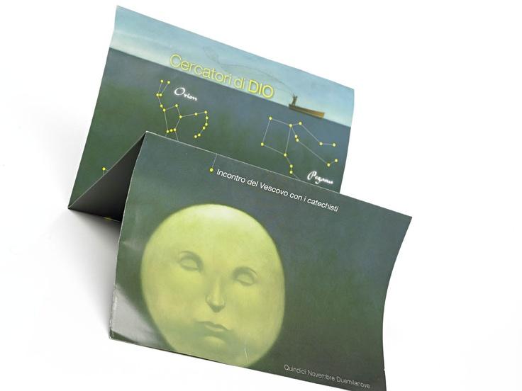 Realizzazione progetto grafico brochure 2009