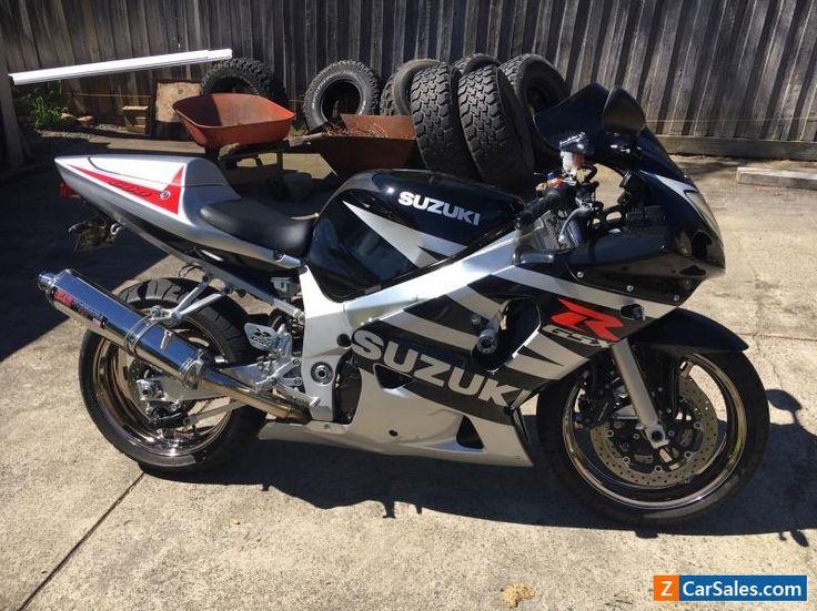 Suzuki GSXR 600 #suzuki #gsxr600 #forsale #australia