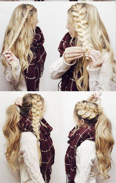 Hairstyles Step By Step 30 step by step hairstyles for long hair tutorials you will love Top 25 Best Step By Step Hairstyles Ideas On Pinterest Simple Hair Updos Easy Hairstyle And Simple Hairstyles
