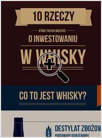 O inwestowaniu w whisky