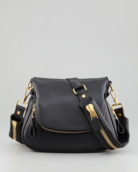 Tom Ford - Jennifer Medium Leather Crossbody Bag... Obsessed