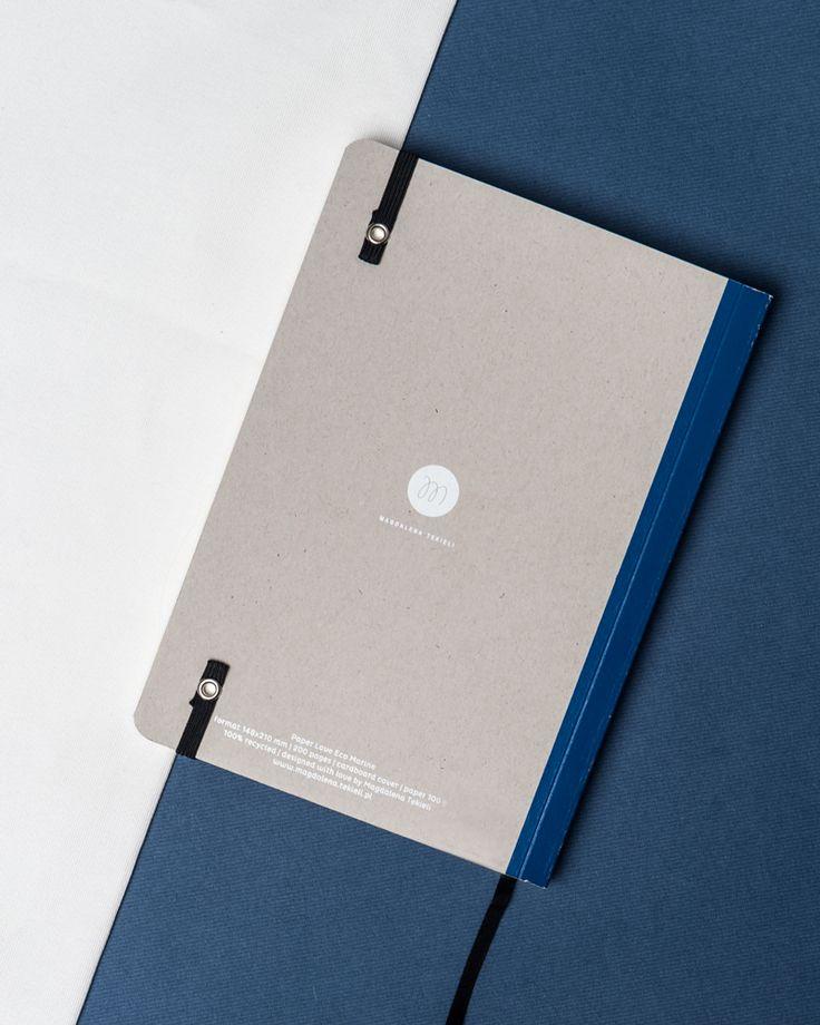 Notebook Magdalena Tekieli Design