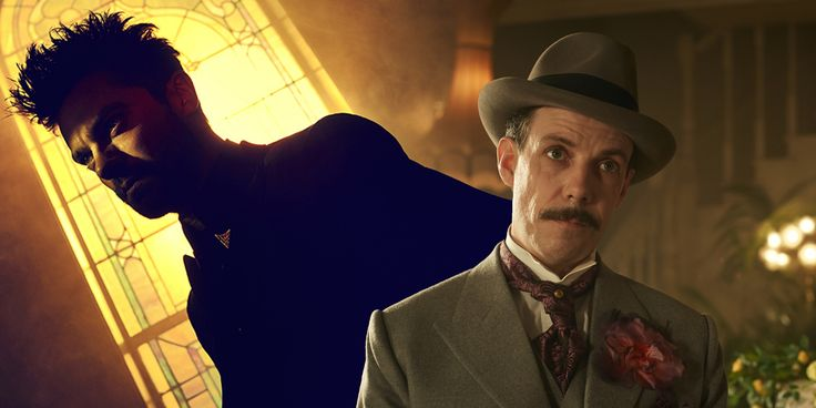 Preacher Season 2 Cast Adds Peaky Blinders Star Noah Taylor and More