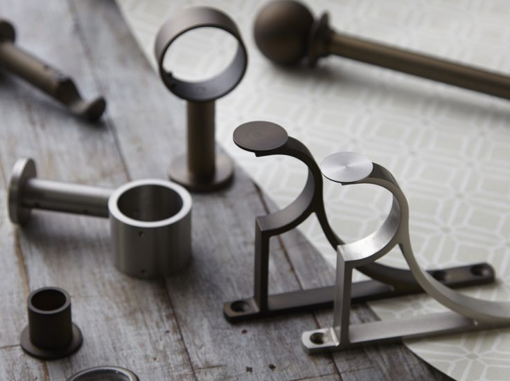 Brushed Bronze bracketry | specialist brackets | classic & contemporary