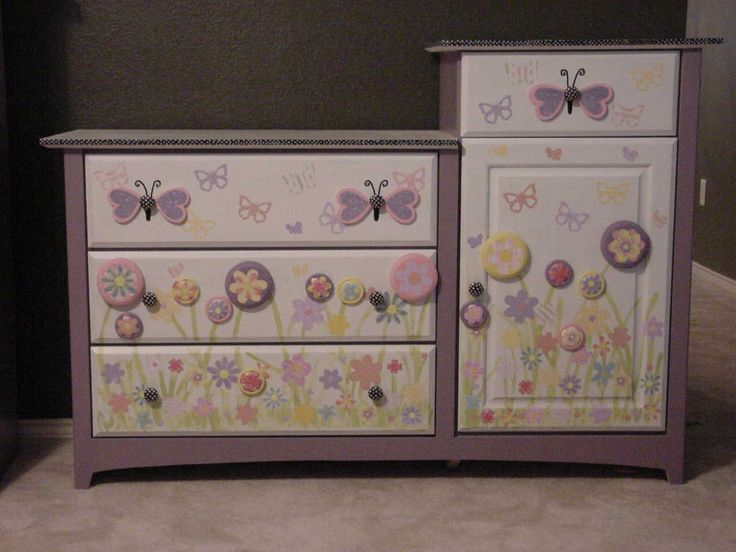 Best 25+ Painted Baby Furniture Ideas On Pinterest