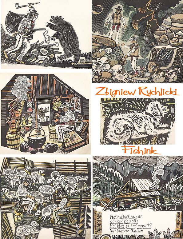 Fishinkblog 8459 Zbigniew Rychlicki 3 Check out my blog ramblings and arty chat here www.fishinkblog.w... and my stationery here www.fishink.co.uk , illustration here www.fishink.etsy.com and here carbonmade.com/.... Happy Pinning ! :)