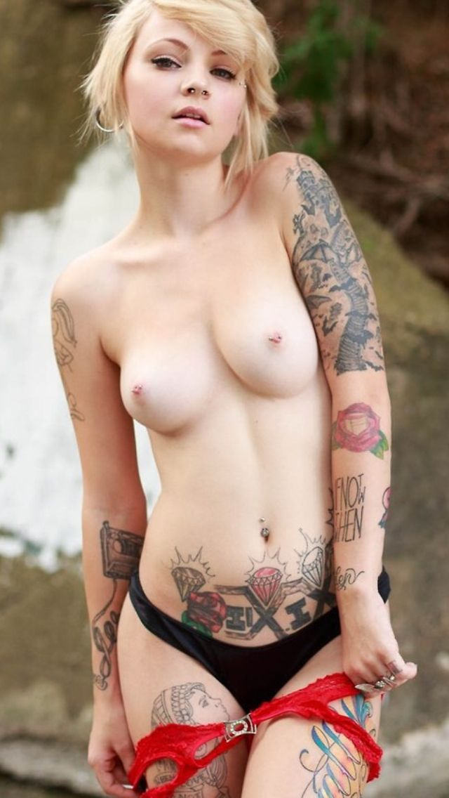 Tattooed petite alt porn slut sparky sin claire