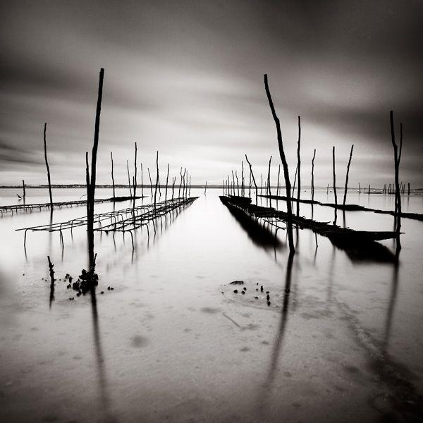 Xavier Rey Photographies - Le temps d'une pose | Joyeuse pagaille - Le Canon, Bassin d'Arcachon France 2010