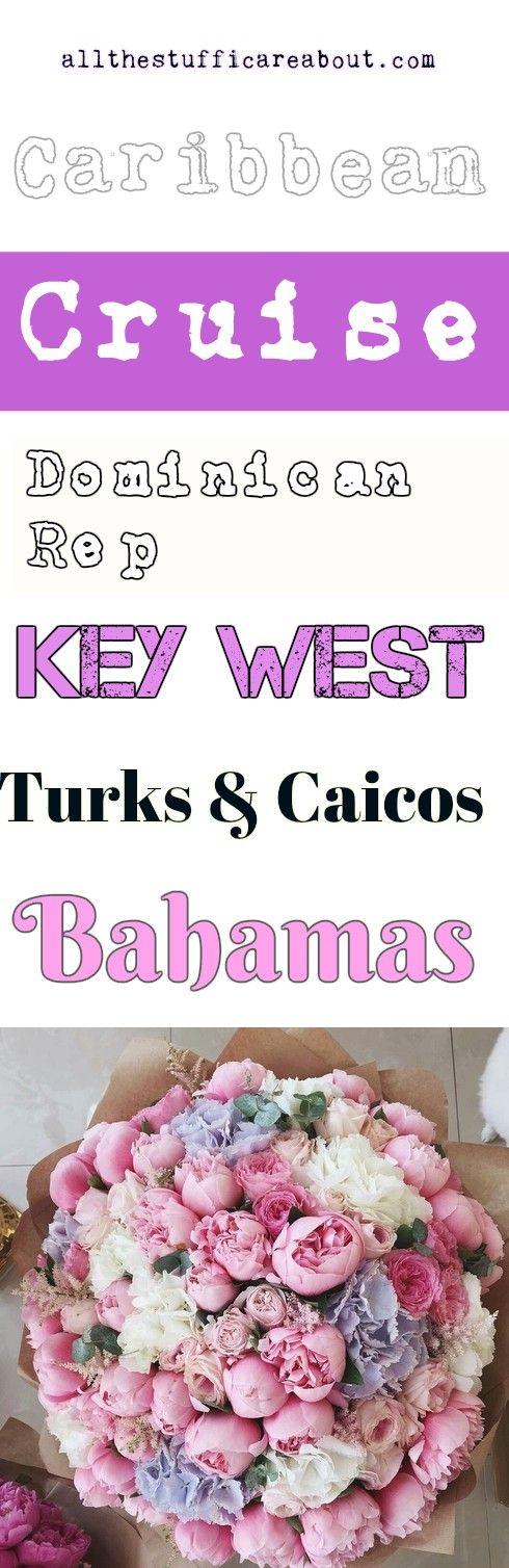 Holland America Line Caribbean cruise Turks and Caicos, Bahamas, Key West, Dominican Republic, Damajagua waterfalls