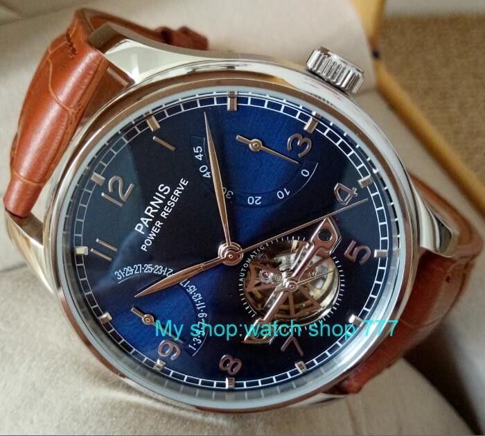 Like and Share if you want this  new blue dial 43mm PARNIS Automatic Self-Wind mechanical movement men watches power reserve Mechanical watches zdf2     Tag a friend who would love this!     FREE Shipping Worldwide     Buy one here---> https://shoppingafter.com/products/new-blue-dial-43mm-parnis-automatic-self-wind-mechanical-movement-men-watches-power-reserve-mechanical-watches-zdf2/