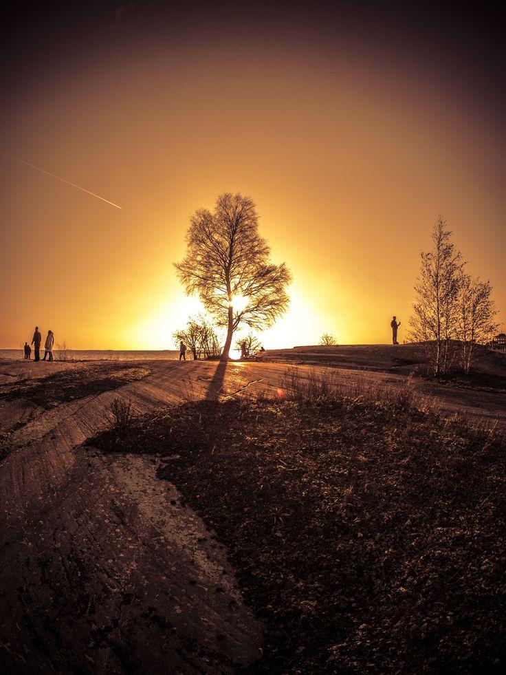 Redscaled Sky by Aleksi Lausti on 500px