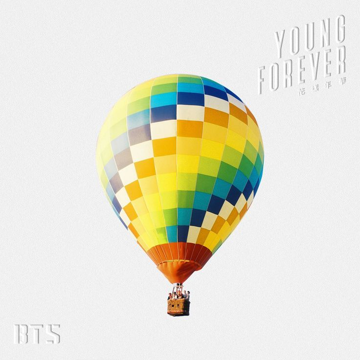 Cover New Special Album BTS