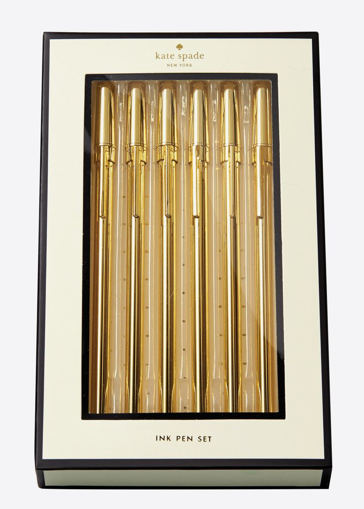Strike Gold Pen Set