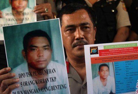 Dua Tersangka Pembunuhan di Medan Sudah Tertangkap, Aktor Utama Masih Diburu Polisi