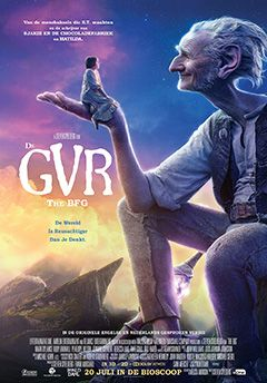 In samenwerking met Entertainment One Benelux mogen we 3 x 2 vrijkaarten weggeven voor De GVR (De Grote Vriendelijke Reus). Deze film draait nu in de Nederlande bioscopen.
