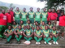 Enga Mioks are a Papua New Guinea semi-professional rugby league football club based in Wabag, Enga Province of Papua New Guinea.