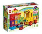10603 LEGO® DUPLO  Mans pirmais autobuss, no 1.5 līdz 5 gadiem