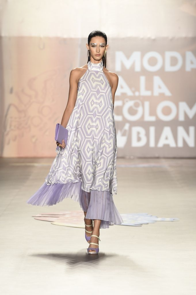 COLOMBIAMODA 2015 | DÍA 1 | NON STOP: DANIELLA BATLLE #SS16 #SPRING2016 | The Glambition #pastels