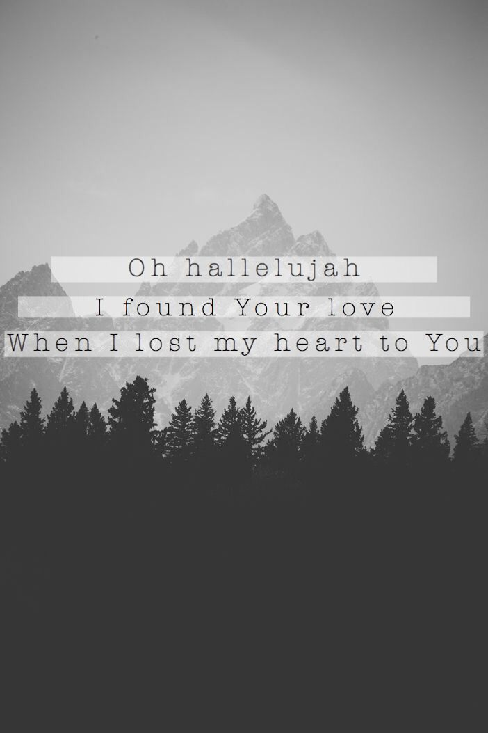 When I Lost My Heart To You (Hallelujah) - Empires, Hillsong United  <3