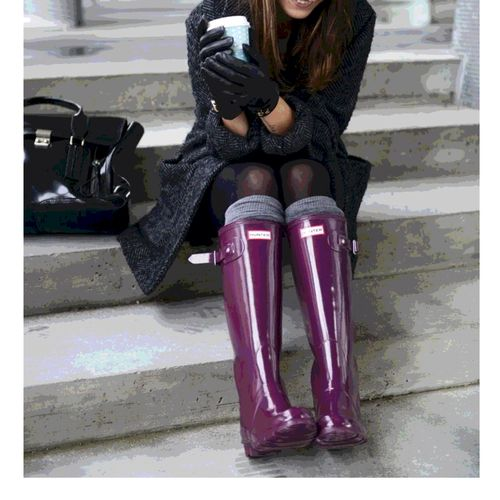 Check out discounts on hunter boots at Nordstrom.
