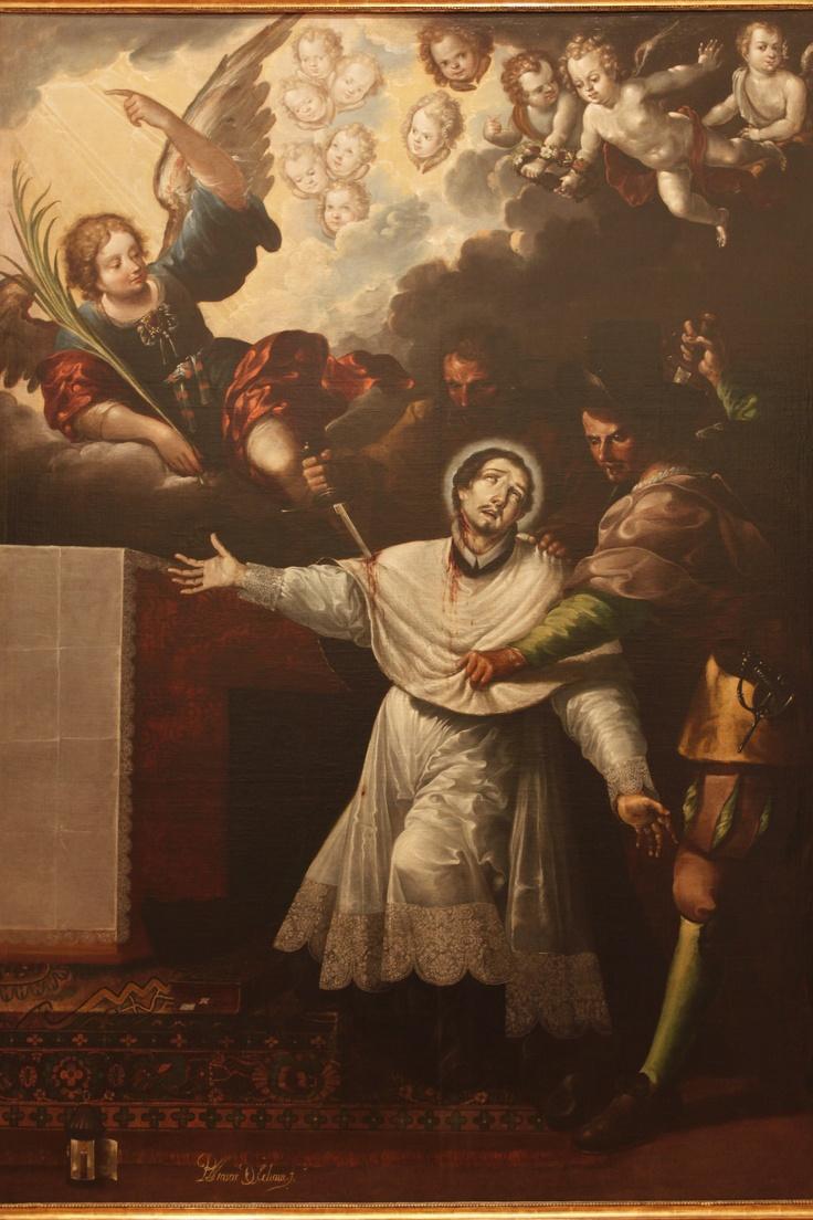 Baltasar de Echave y Rioja, El martirio de San Pedro de