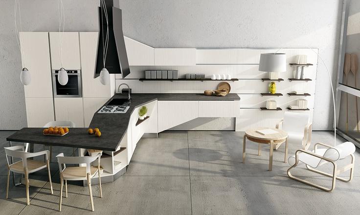 #asia #cucina #kitchen #modern #home #house #casa #italy #madeinitaly…