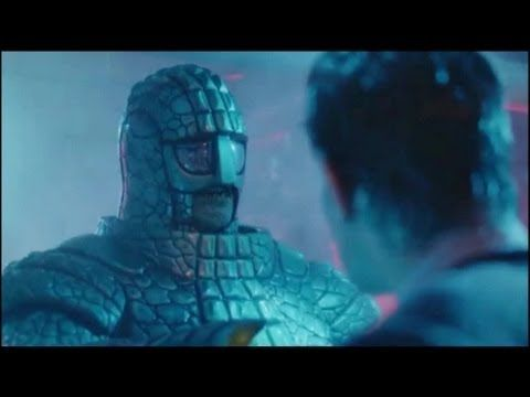 The Ice Warrior's Name - Doctor Who: Cold War preview - Episode 3 Series 7 2013 - BBC One