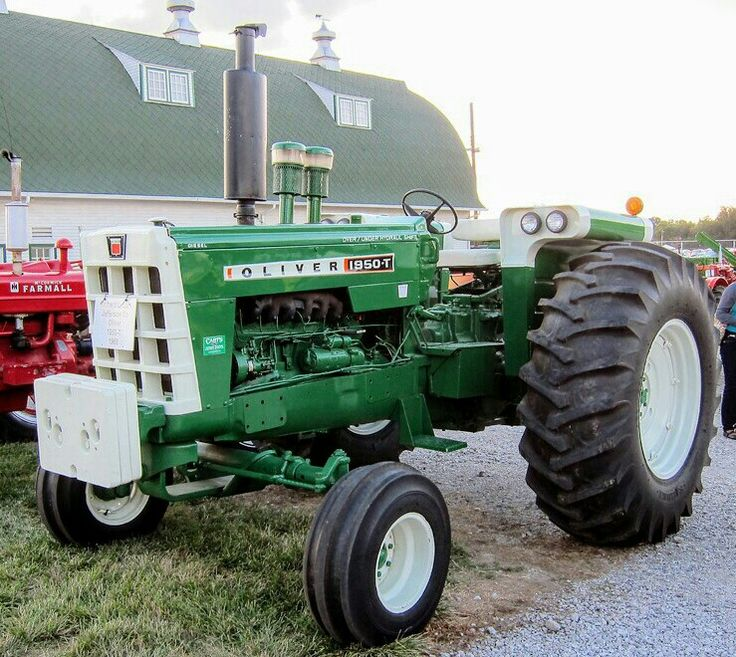 Oliver 1950 4x4 : Best oliver tractors images on pinterest tractor