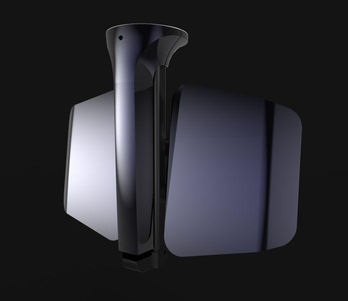 domotica : braccio TV