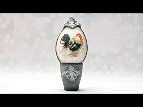 Film prezentuje pomysł na ozdobienie jajka wielkanocnego. Adres sklepu: http://www.sklep.inspirello.pl/ PRODUKTY UŻYTE W FILMIE Jajka i inne wielkanocne ozdo...