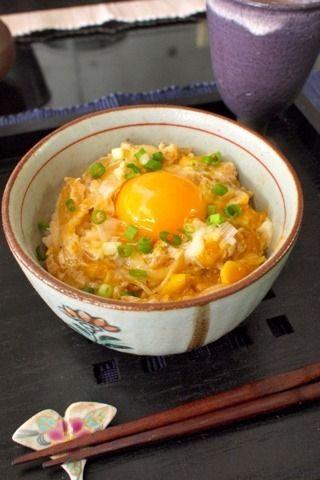 初の烏骨鶏で卵かけご飯&たまご丼 by shoko♪さん | レシピブログ ...