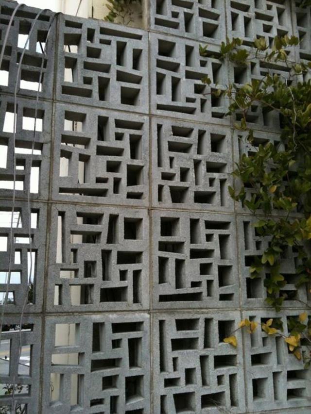 31 Perfect Decorative Concrete Blocks For Garden Walls Viralinspirations Breeze Block Wall Decorative Concrete Blocks Breeze Blocks