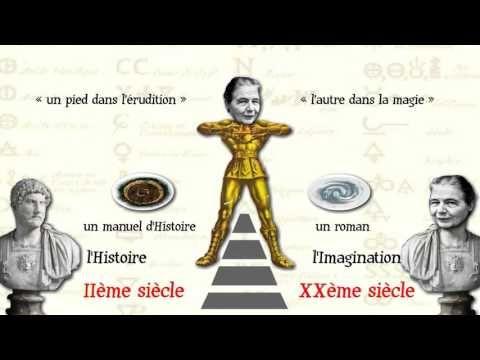 """""""les Mémoires d'Hadrien"""", de Marguerite Yourcenar (Alchimie d'un roman, épisode n°33) - YouTube"""