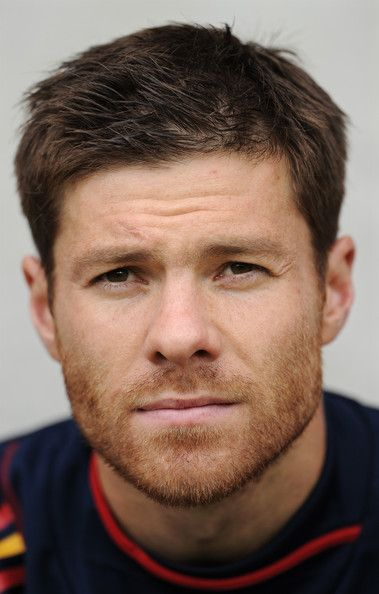 Xabi Alonso Photos Photos - Xabi Alonso of Spain prior to the start of the International Friendly match between Spain and South Korea at Stadion Tivoli Neu on June 3, 2010 in Innsbruck, Austria. - Spain v South Korea - International Friendly