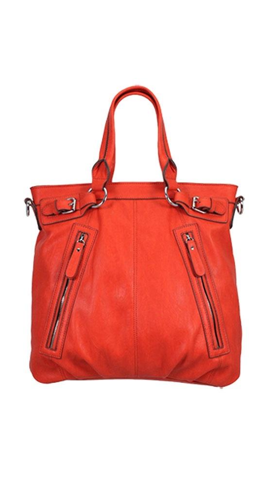 Connor Double Front Zipper BagColors Pop, Colors Bags, Bianco Connor, Front Zippers, Connor Double, Awesome Handbags, Double Front, Melies Bianco, Zippers Bags