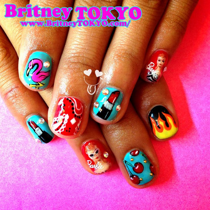 108 best nails images on pinterest nail nail nailart and nail artist creator designer im japanese living in los angelesca prinsesfo Images