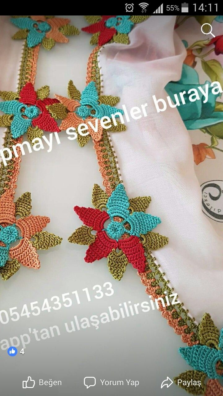 305 Melhores Imagens De Puntillas En Crochet No Pinterest Bainha Crochetcircularedgepatterndiagram Pontos