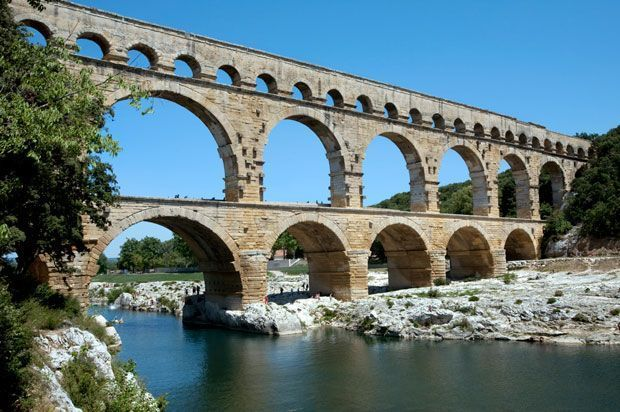 """Roman Aqueducts are one of the """"10 Innovations That Built ..."""