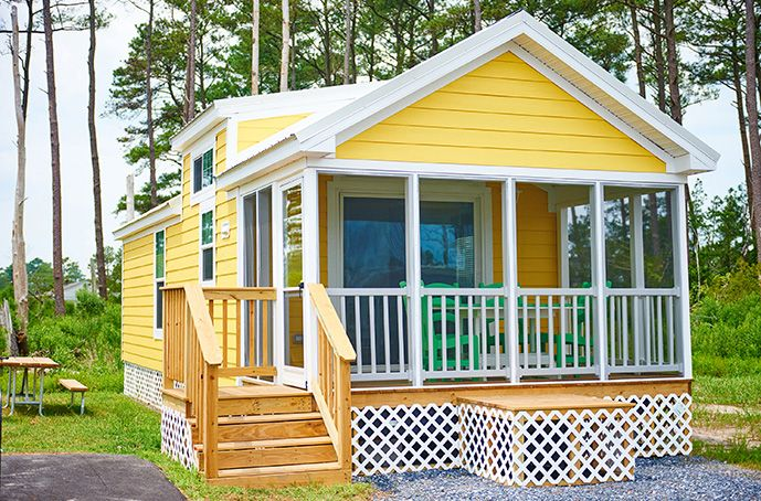 Explore a new and recently updated island KOA in Chincoteague Island, Virginia.