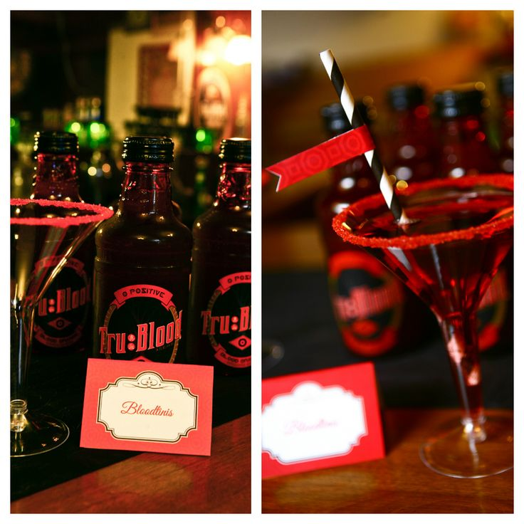 True Blood Vampire Party - Deliciously Darling Events #vampire #trueblood #deliciouslydarlingevents